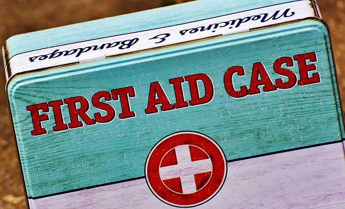 Hedgehog Care Rescue Sanctuary First Aid Kit